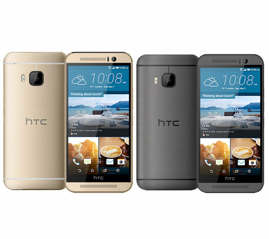 htc one m9 32gb gsm unlocked 4g lte android smartphone ebay. Black Bedroom Furniture Sets. Home Design Ideas