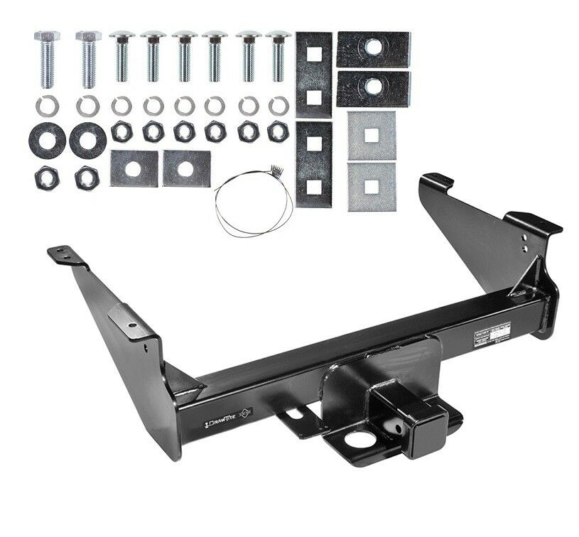 2003 2008 dodge ram 1500 2500 3500 trailer hitch 2 1 2 tow receiver class v new ebay. Black Bedroom Furniture Sets. Home Design Ideas