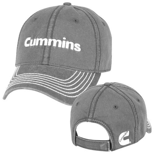 cummins baseball hat ball cap dodge summer panel quarry. Black Bedroom Furniture Sets. Home Design Ideas