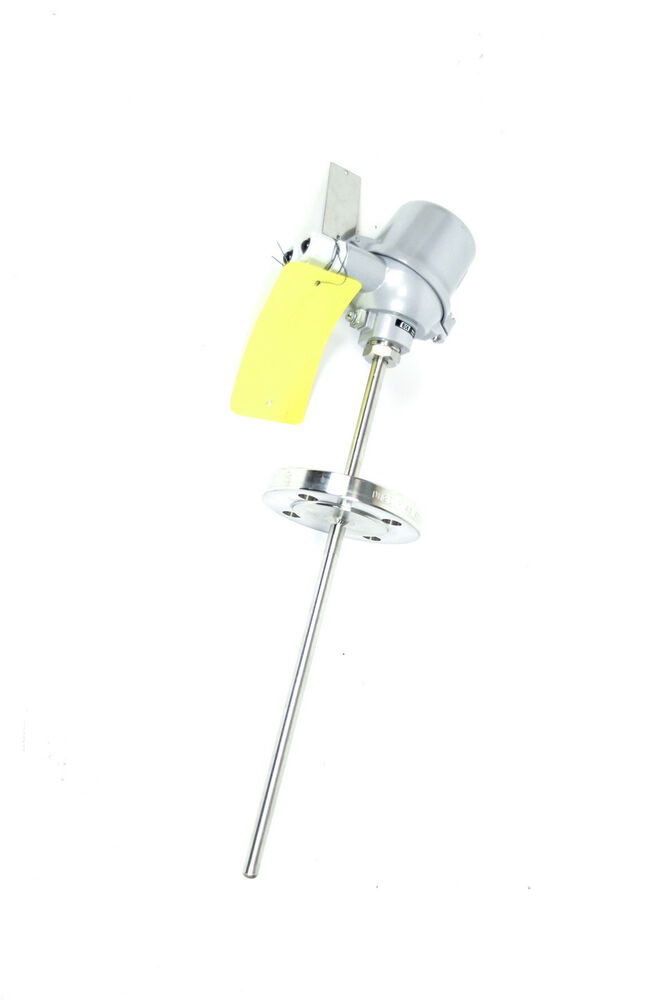 Endress hauser tr13 eye3fasx9b100 widerstands thermometer 250mm 450 c thermostat ebay for Th 450 termostato