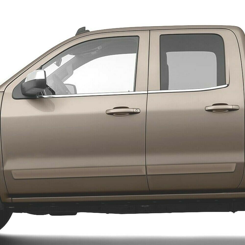 PAINTED BODY SIDE Moldings TRIM Mouldings For: SILVERADO