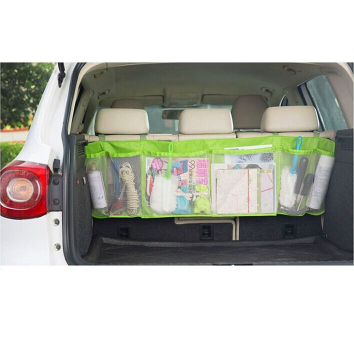 car back seat travel storage bag tidy organiser auto multi pocket holder pouch ebay. Black Bedroom Furniture Sets. Home Design Ideas