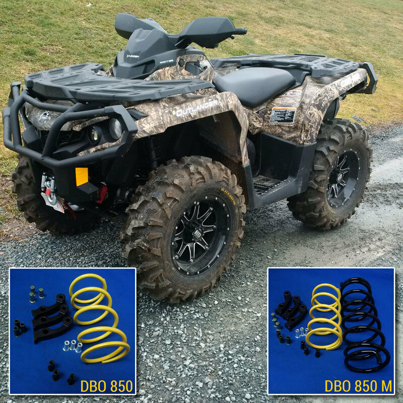 Details About Dalton Dbo 850 Performance Clutch Kit Can Am Outlander Renegade 2016 2018