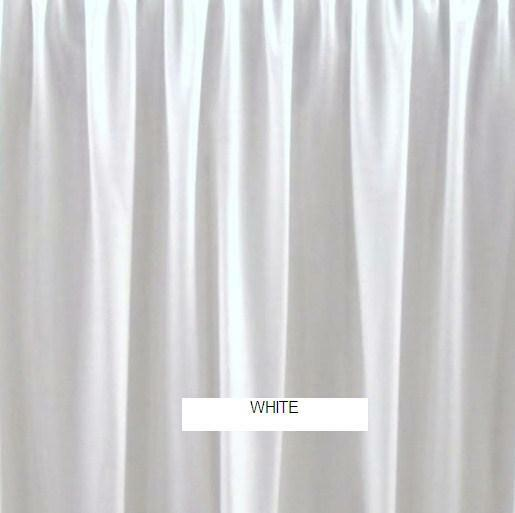 16 Quot Daybed White Full Size Ruffled Bed Skirt Split Corners
