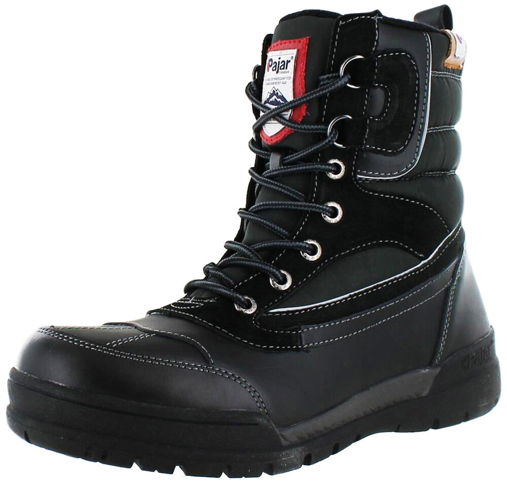 pajar canada s bane waterproof cold weather snow boots