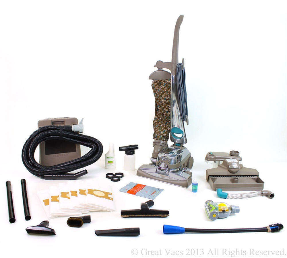 Reconditioned Kirby Sentria 2 Ll G10 Vacuum With New Tools