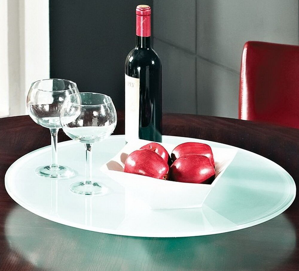 new large 22 lazy susan glass turntable for dining table rotating pi lazy susan