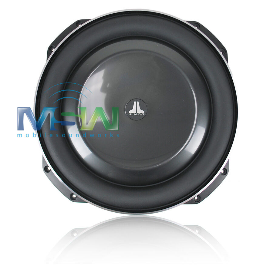jl audio 13tw5v2 4 13 5 shallow mount thin car subwoofer. Black Bedroom Furniture Sets. Home Design Ideas