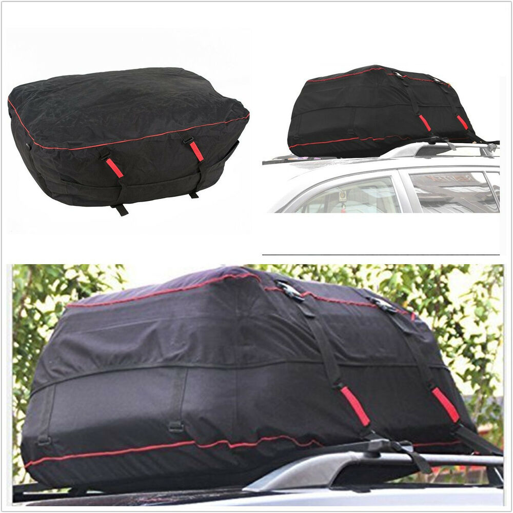 100 Waterproof Autos Van Roof Top Cargo Rack Carrier
