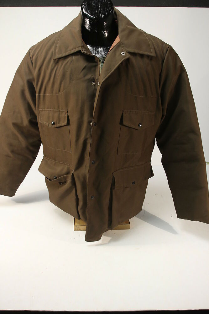 Herters Hudson Bay Goose Down Insulated Hunting Jacket