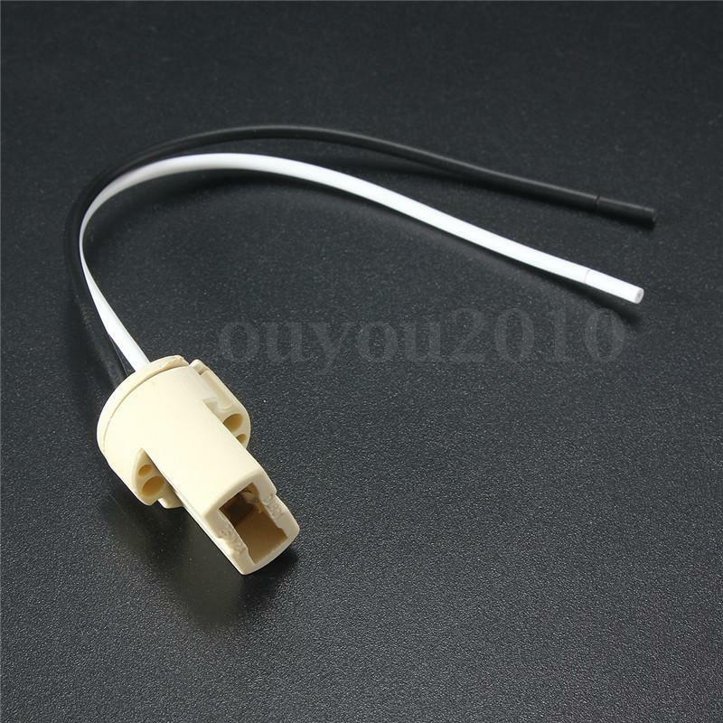 g9 socket cable ceramic connector led halogen light lamp bulb holder base 250v ebay. Black Bedroom Furniture Sets. Home Design Ideas