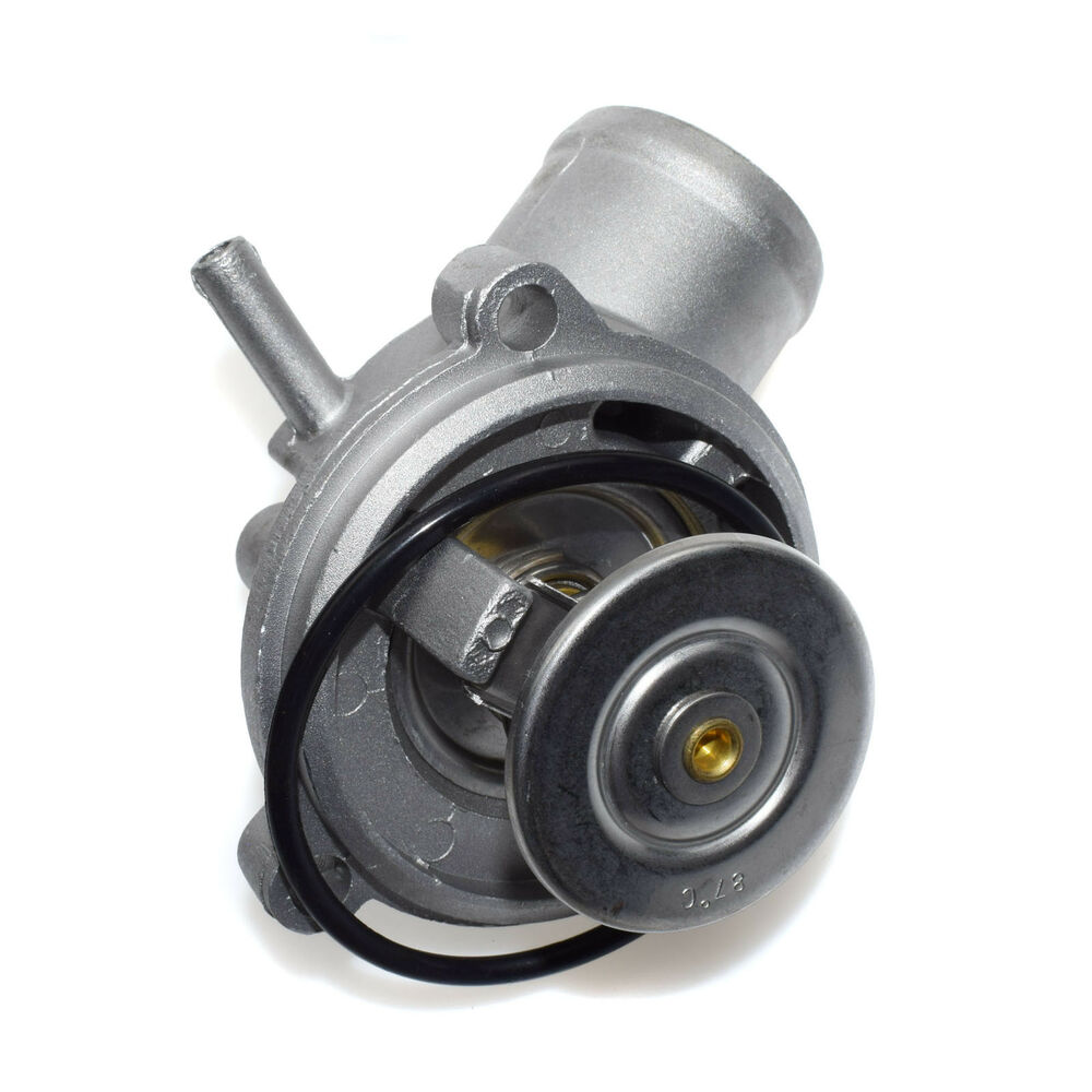 Engine coolant thermostat for mercedes benz w202 w124 w210 for Mercedes benz thermostat