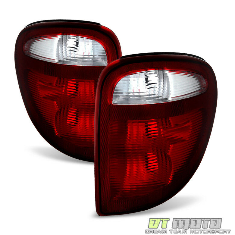 2001 2003 town country voyager caravan tail lights rear. Black Bedroom Furniture Sets. Home Design Ideas