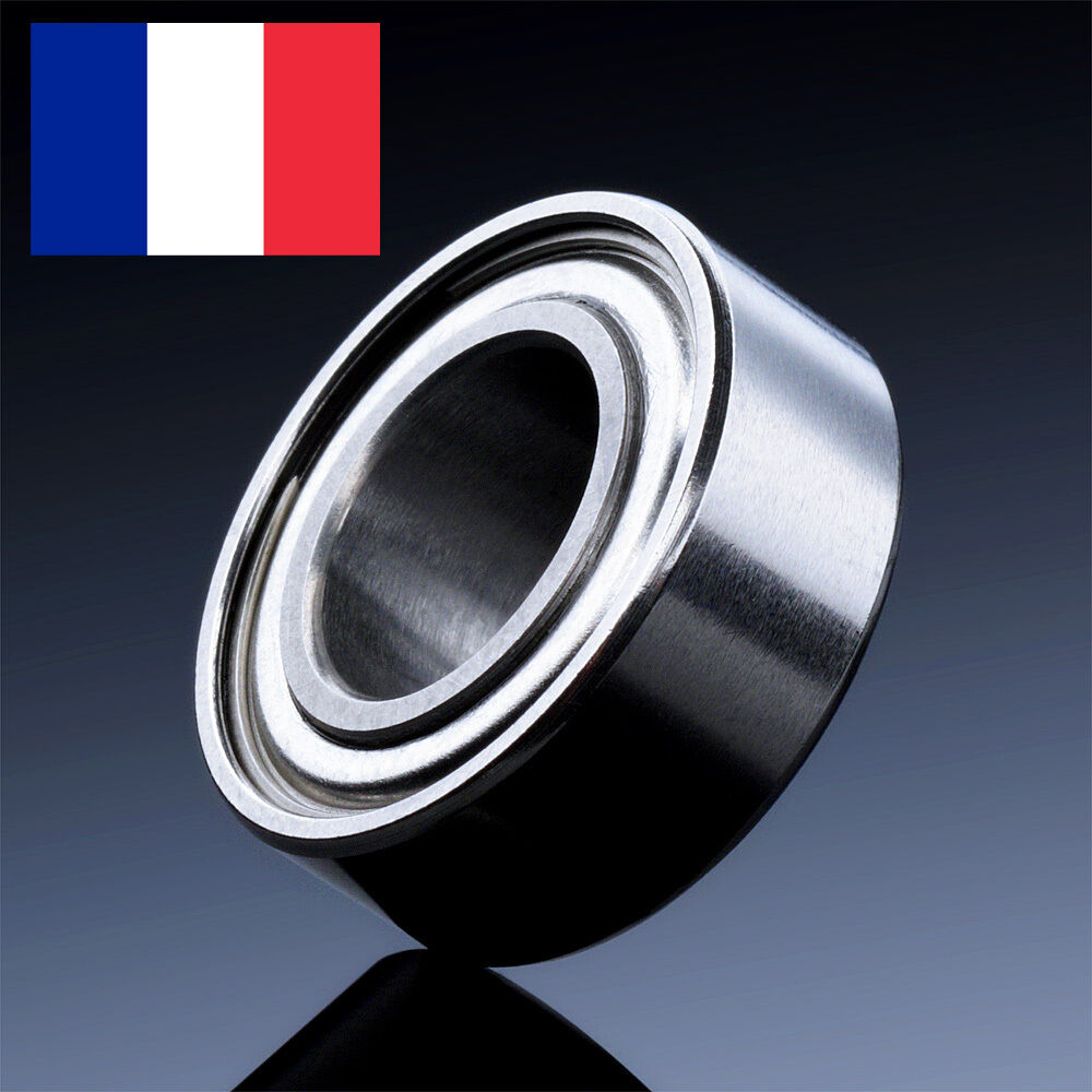 1pc BEARING FLANGED RODAMIENTO RC ROULEMENT A BILLES EPAULE F605 ZZ 5X14X5
