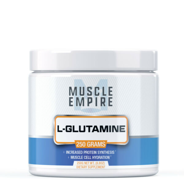 L-Glutamine Powder Hard Rhino Supplements