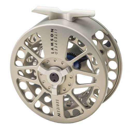 Lamson litespeed series iv 2 fly fishing reel new in box for Fly fishing closeouts