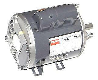 Dayton 1 4hp 115 60 1 1725rpm capacitor start electric for Start capacitors for electric motors