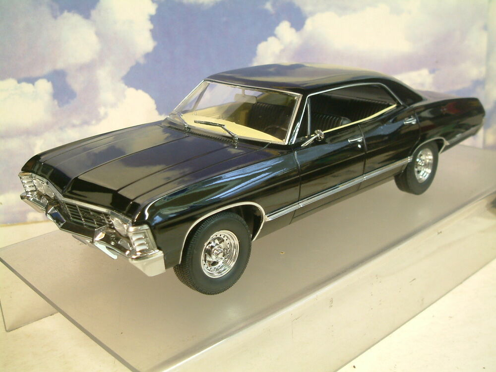 1 18 greenlight 1967 chevrolet chevy impala sport. Black Bedroom Furniture Sets. Home Design Ideas