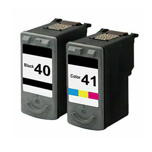2x ink cartridge pg 40 cl 41 for canon mx300 mx310 mp150 mp210 mp450 470 printer ebay. Black Bedroom Furniture Sets. Home Design Ideas