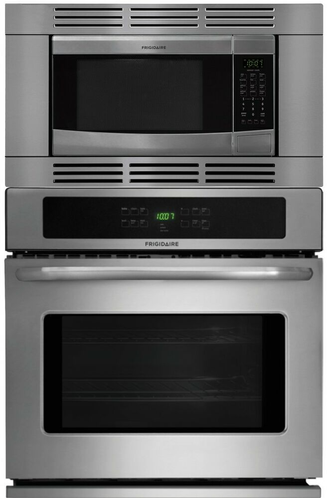 Frigidaire 27 Quot 3 Piece Stainless Steel Electric Wall Oven