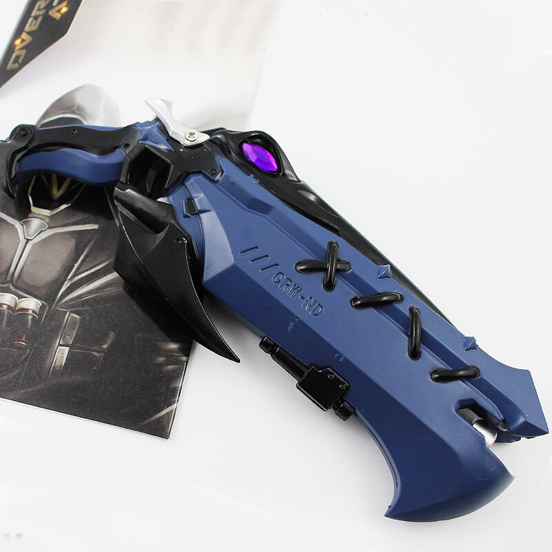 Overwatch Reaper Nevermore Gun Pistol Weapon Model Cosplay ...
