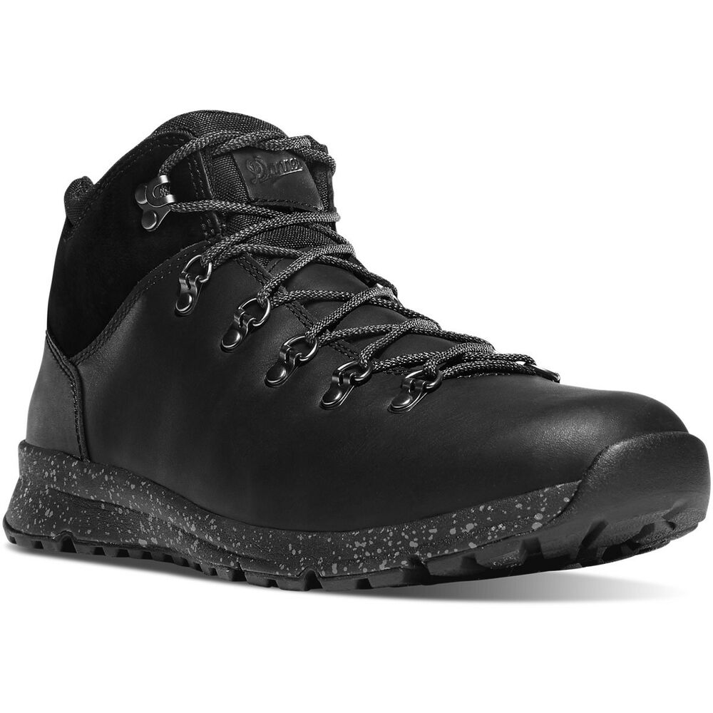 Danner 35612 Mountain 503 Jet Black Leather Casual Sneaker