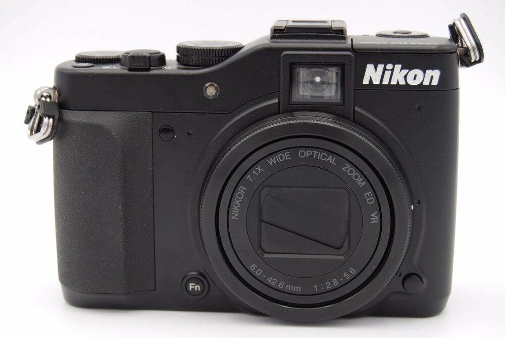 nikon coolpix p7000 10 1mp 3 39 39 screen 7 1x zoom digital camera body only 18208262335 ebay. Black Bedroom Furniture Sets. Home Design Ideas