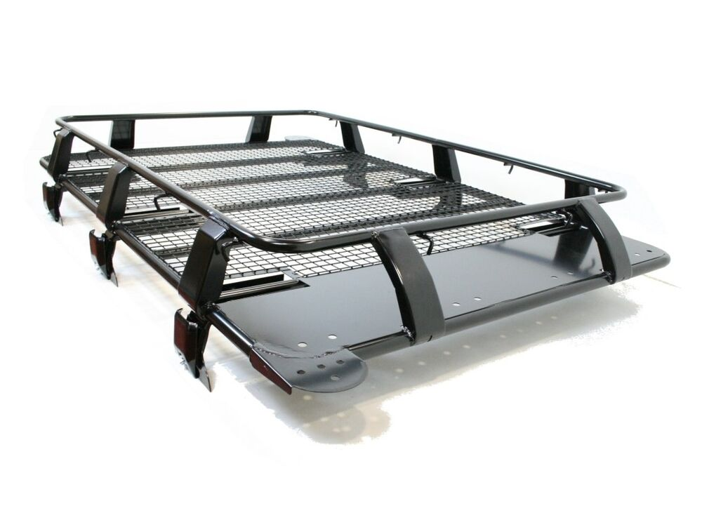 Land Rover Discovery 1 2 1989 04 Troop 2 Roof Rack And