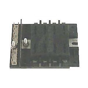 marine grade fuse block panel for ato atc style fuses boat. Black Bedroom Furniture Sets. Home Design Ideas