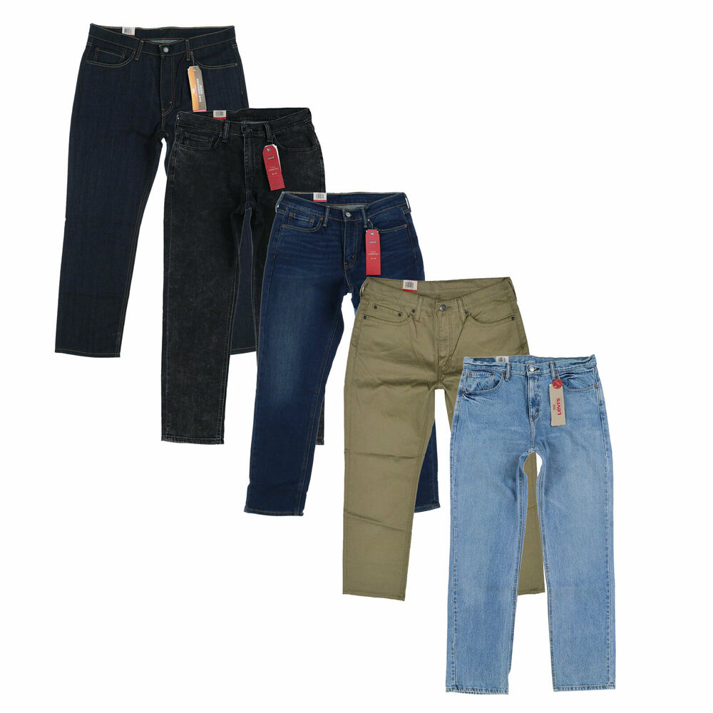 levis 541 athletic fit mens jeans new fit many sizes and. Black Bedroom Furniture Sets. Home Design Ideas