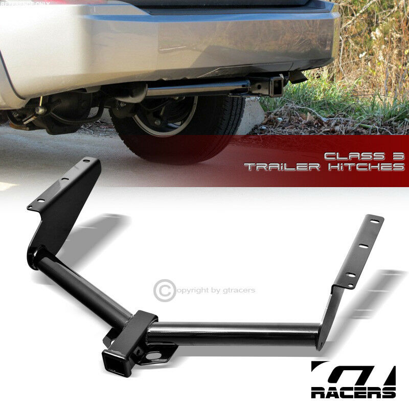 class 3 trailer hitch receiver rear bumper towing 2 for. Black Bedroom Furniture Sets. Home Design Ideas
