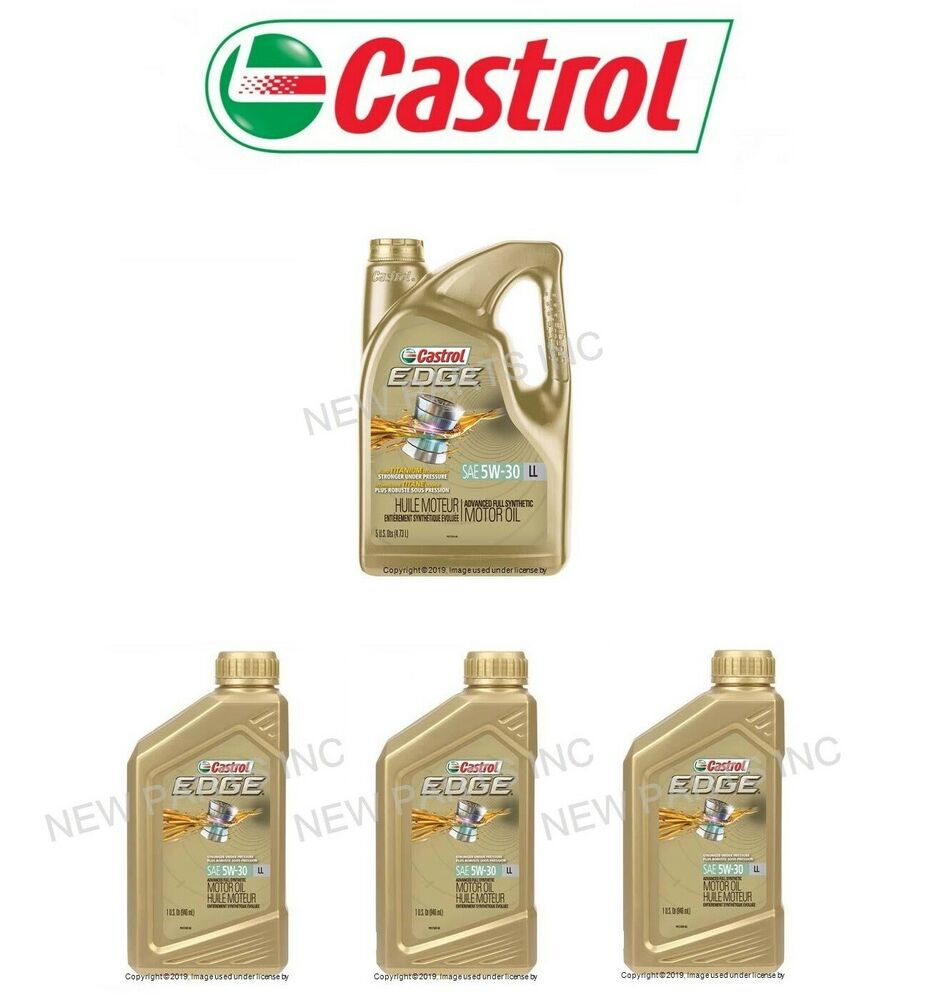 engine motor oil castrol edge 5w 30 fully synthetic 8. Black Bedroom Furniture Sets. Home Design Ideas