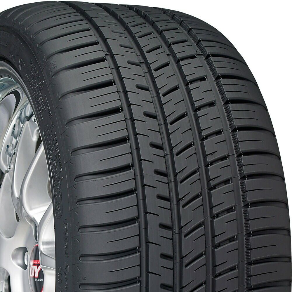 1 new 225 50 17 michelin pilot sport as3 plus 50r r17 tire. Black Bedroom Furniture Sets. Home Design Ideas