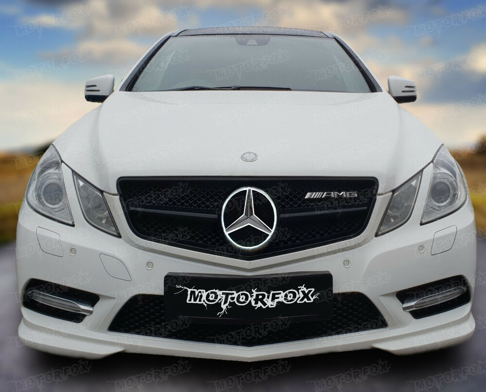 Mercedes benz 2005 2013 led emblem front 3d 4d white light for Mercedes benz led star