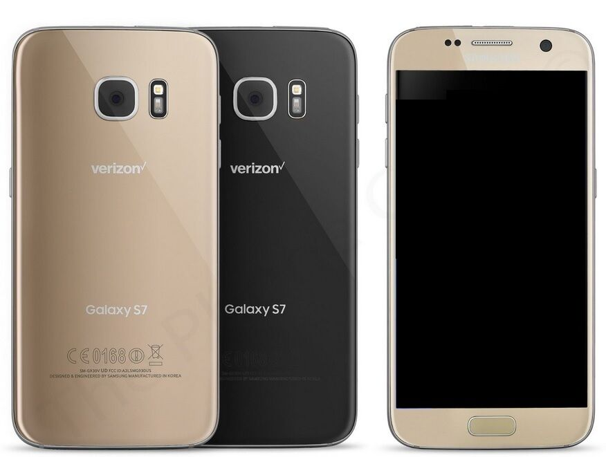 samsung galaxy s7 sm g930v unlocked c smartphone cell phone gsm at t t mobile ebay. Black Bedroom Furniture Sets. Home Design Ideas