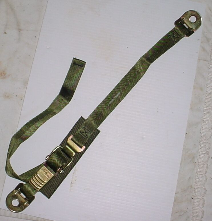 16 30 Over Center Buckle Tie Down Strap Assy Nos Military Surplus 1000 Lb Ebay