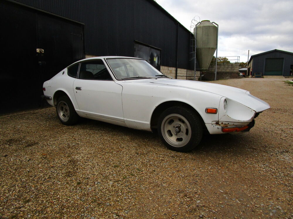 Datsun 240z 1973 LHD Project Car Matching Numbers Car | eBay