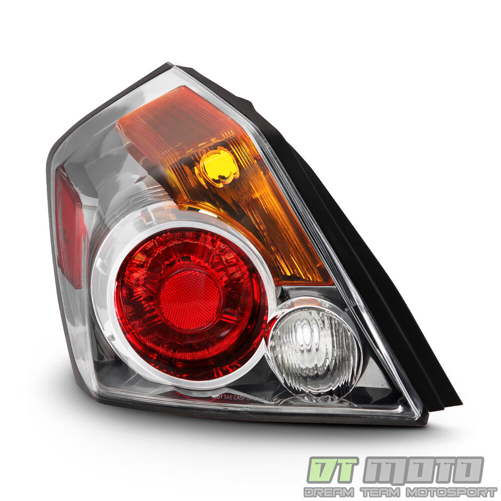 for 2007 2012 altima sedan tail light rear brake lamp replacement driver side ebay. Black Bedroom Furniture Sets. Home Design Ideas