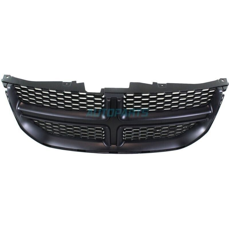 NEW FRONT GRILLE FITS 2011-2018 DODGE GRAND CARAVAN