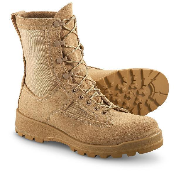 Wellco Gi Goretex Temperate Cold Weather Army Boot Nsn