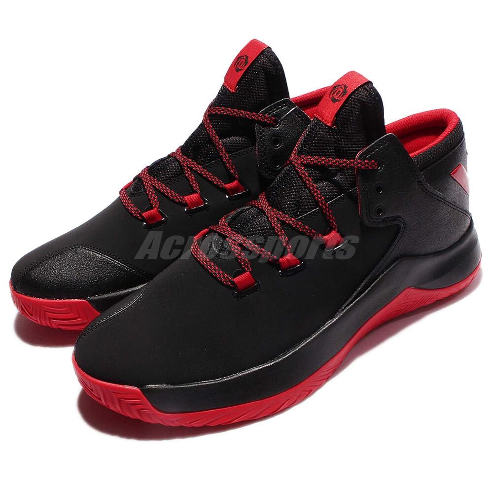 derrick rose shoes red - photo #16