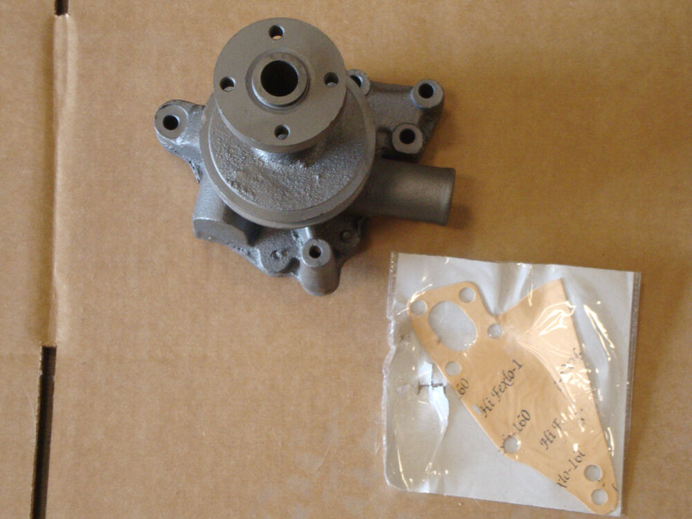 Ford 800 Tractor Water Pump : Ford tractor new water pump ebay