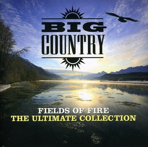 The Ultimate Collection Country Greats: Fields Of Fire: Ultimate Collection [New CD