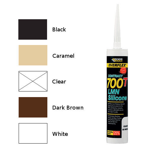 Various Colour Silicone Sealant Mastic External Window