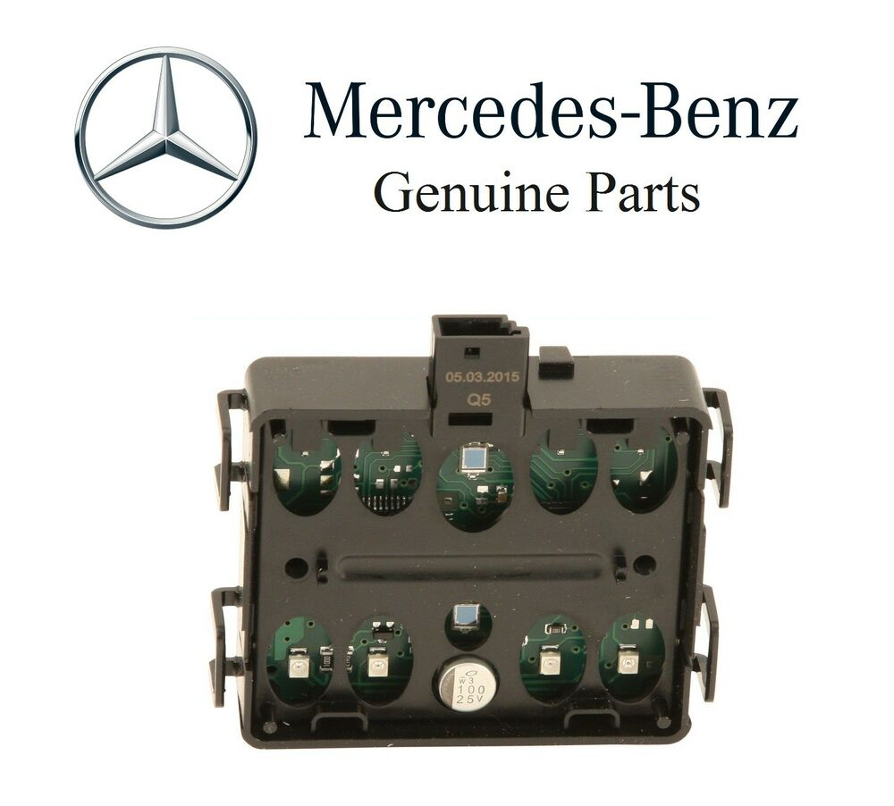 Rain Sensing Wipers: Mercedes W203 W215 W220 Light Rain Sensor For Headlights