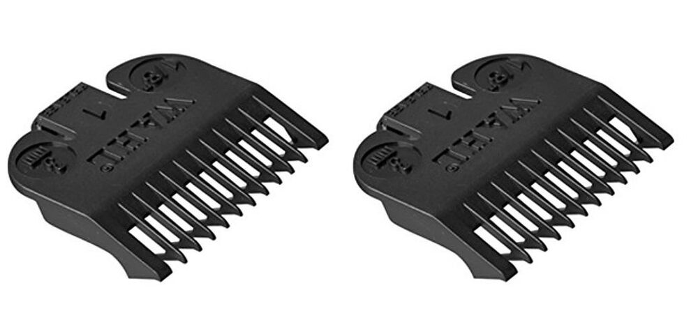 2 wahl replacement clipper comb guide 1 8 close cutting 03114 genuine ebay. Black Bedroom Furniture Sets. Home Design Ideas