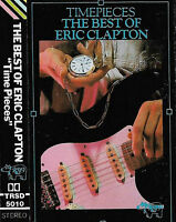 ERIC CLAPTON TIMEPIECES BEST OF CASSETTE
