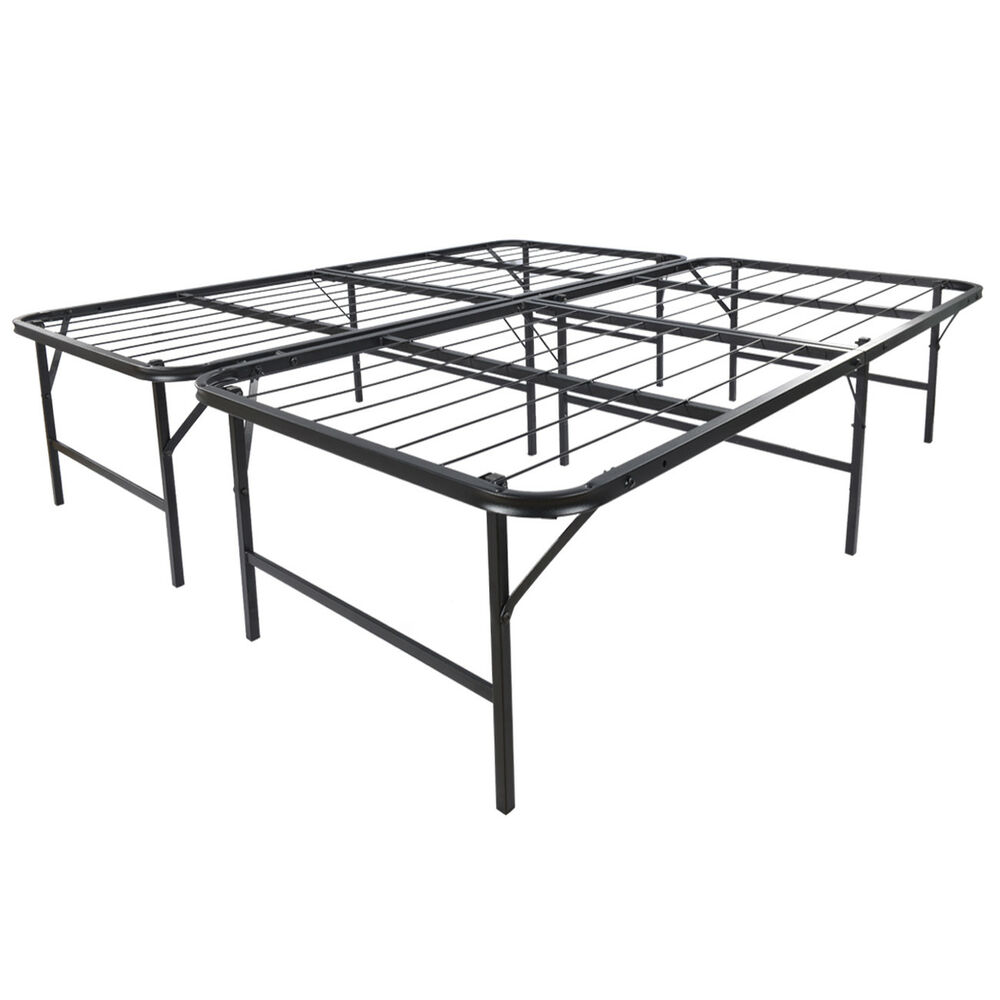 Platform Bed Frame Twin Twin Xl Full Queen King Foldable
