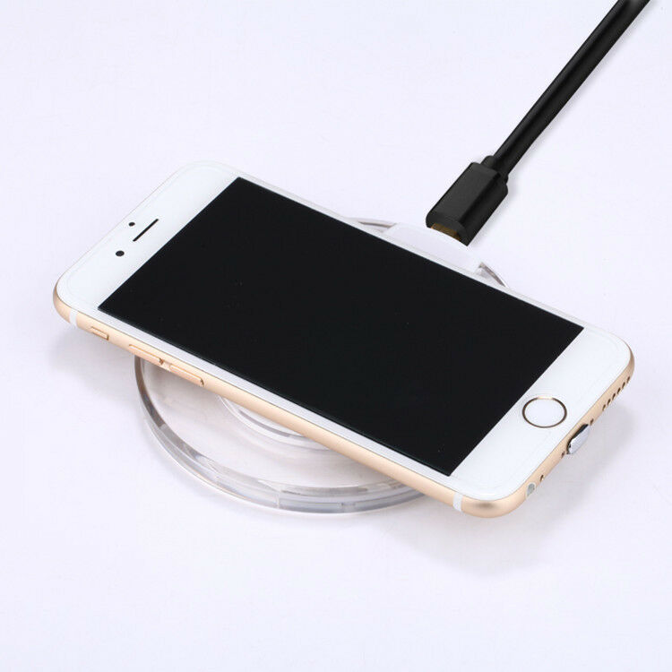 Universal Qi Wireless Charger Charging Pad Mat Receiver