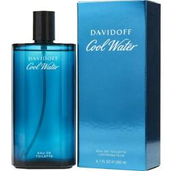 Kyпить COOL WATER Cologne by Davidoff 6.7 oz 6.8 edt New in Box на еВаy.соm